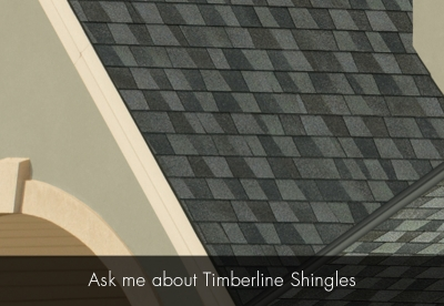 Timberline shingles