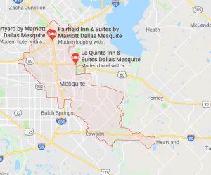 Mesquite, Texas